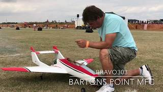 Falcon Jet RC Turbine - Bartons Point Model Flying Spectacular