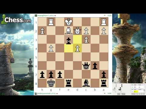 Live Blitz Chess w/ Jordan: Post Mortem Discussion - Messed Up a Dominant Winning Situation