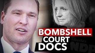 ELECTION BOMBSHELL: Court Docs Claim NDP Minister Deron Bilous Addicted to Drugs | Keean Bexte