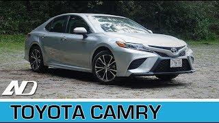 Toyota Camry - ¿Sigue siendo el auto de papá? - Primer vistazo