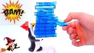 Pingüinito que Tiembla de Frio 🐧 Juego Infantil