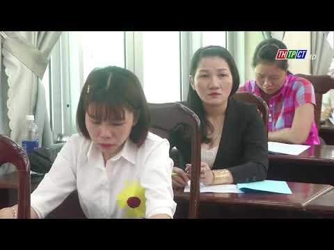Công bố Thới Lai và Cờ Đỏ đạt chuẩn huyện nông thôn mới