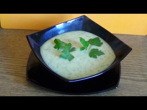 Суп из кольраби. Легкий, нежный оригинальный суп.