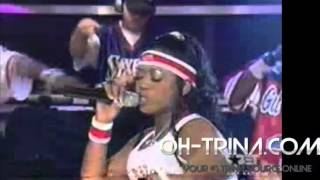 "download lagu Trina Performs ""right Thurr Remix On Bet's 106 & gratis"