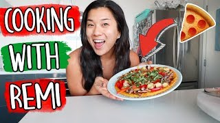 COOKING WITH REMI!! Vlogmas Day 3