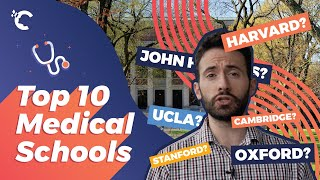 Top 10 Medical Schools in the World