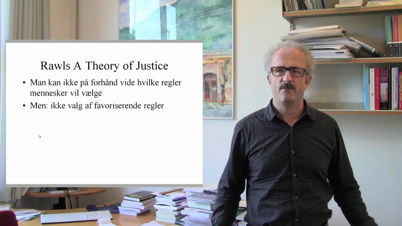 rawls theory of justice essay
