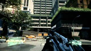 Crysis 2 - PS3 gameplay