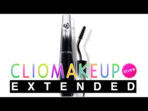 REVIEW RECENSIONE Lancome Mascara Grandiose EXTENDED
