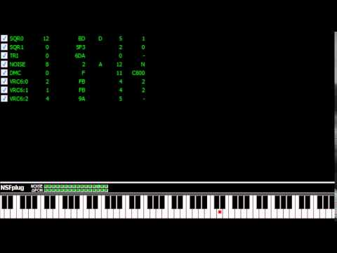 Alligator Sky - Owl City (8-bit Vrc6) video