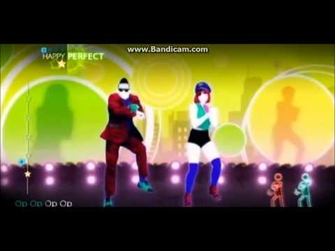 Just Dance 4 Oppa Gangnam Style video