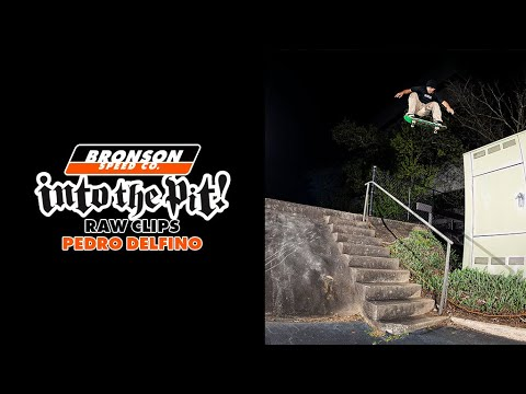 Pedro Delfino Down South Destruction | Into The Pit RAW