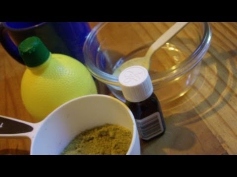 Quick and Easy Henna Paste Tutorial