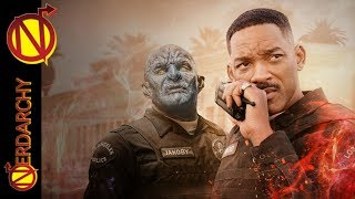 (Spoilers) Bright The Netflix Original Movie ShadowRun Knock Off or D&D Modern (Spoilers)