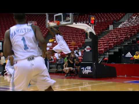 NBA Summer League: The Manimal is sighted in Las Vegas!