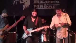 Mingo Balaguer & Pablo Sanpa with the Bárez Blues Bros. - Route 66