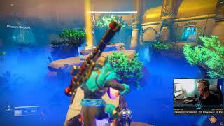 Destiny 2 Man Leviathan Raid (Pleasure Gardens) aka Dogs