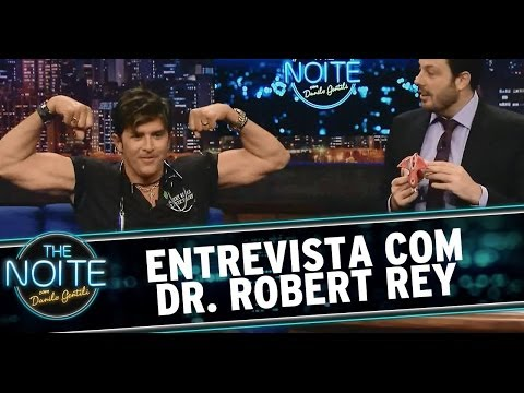 Entrevista com Dr. Robert Rey