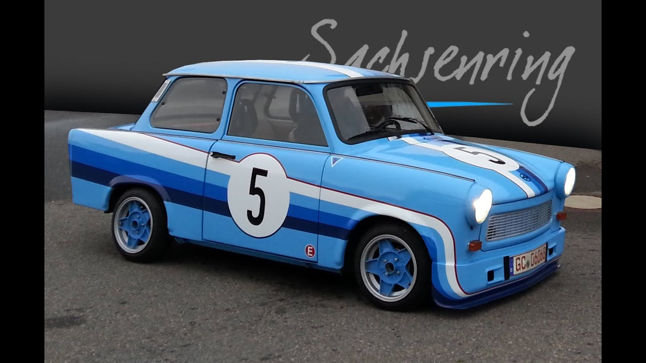 ddr rennsport trabant 601 rs by rs design eine runde um den alten sachsenring youtube. Black Bedroom Furniture Sets. Home Design Ideas