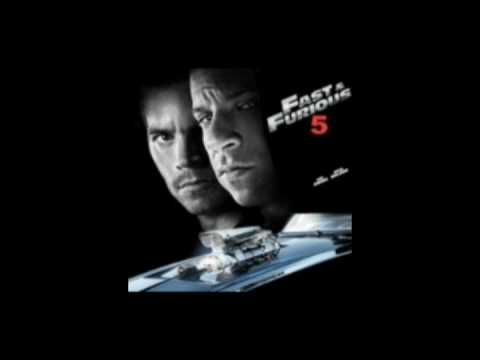 Fast and Furious 5 soundtrack