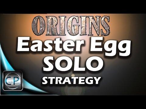 Origins Easter Egg Little Lost Girl Achievement Solo Part 1 - Black Ops 2 Zombies video