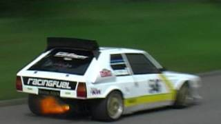 LANCIA DELTA S4  Group B pure Sound Hillclimb Bergrennen - Special Remastered Version