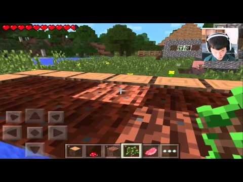 Minecraft PE Survival: Ep. 1 - I LOVE 0.9.0!