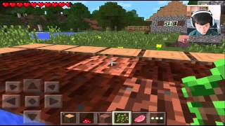 Minecraft PE Survival: Ep. 1 - I LOVE 0.9.0!