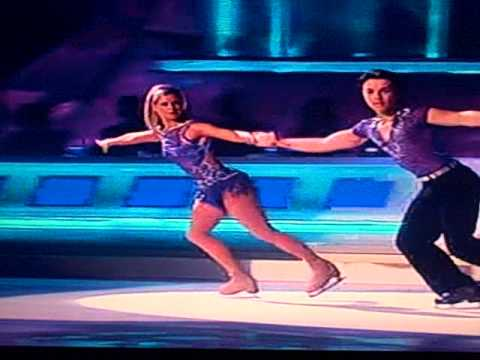 Dancing on ice - The Final - Ray Quinn dances to bolero