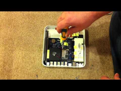 How to install the Broadcom CrystalHD BCM70015 card in an AppleTV for Crystalbuntu