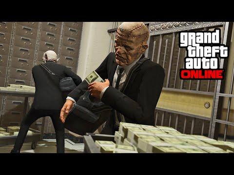 GTA 5 Online - Heist Money Payouts - How Much You Earn From Heist (GTA V Heist)