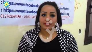 بالفيديو: اقبال من الشباب على ملتقى توظيفي تنظمه مؤسستى تشالنج ومارك بالجيزة