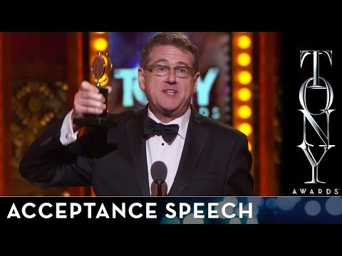 2014 Tony Awards: Acceptance Speech - Robert L. Freedman