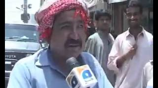 Funny Sindhi man talking about election by abrar j