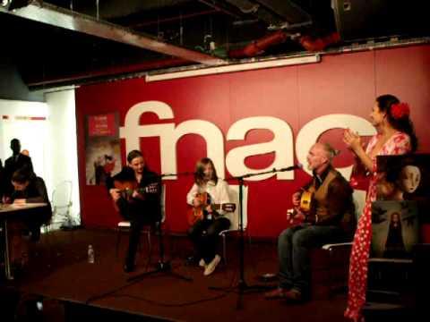 Concert/dédicace de la Mélodie des Tuyaux à la FNAC Montparnasse