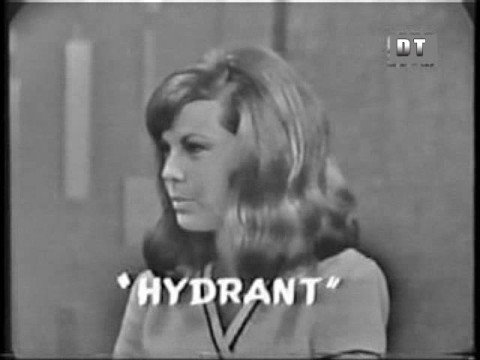Password with Nancy Sinatra & Woody Allen (1 of 3)
