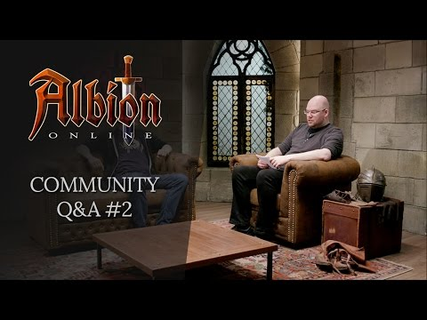 Albion Online | Community Q&A May