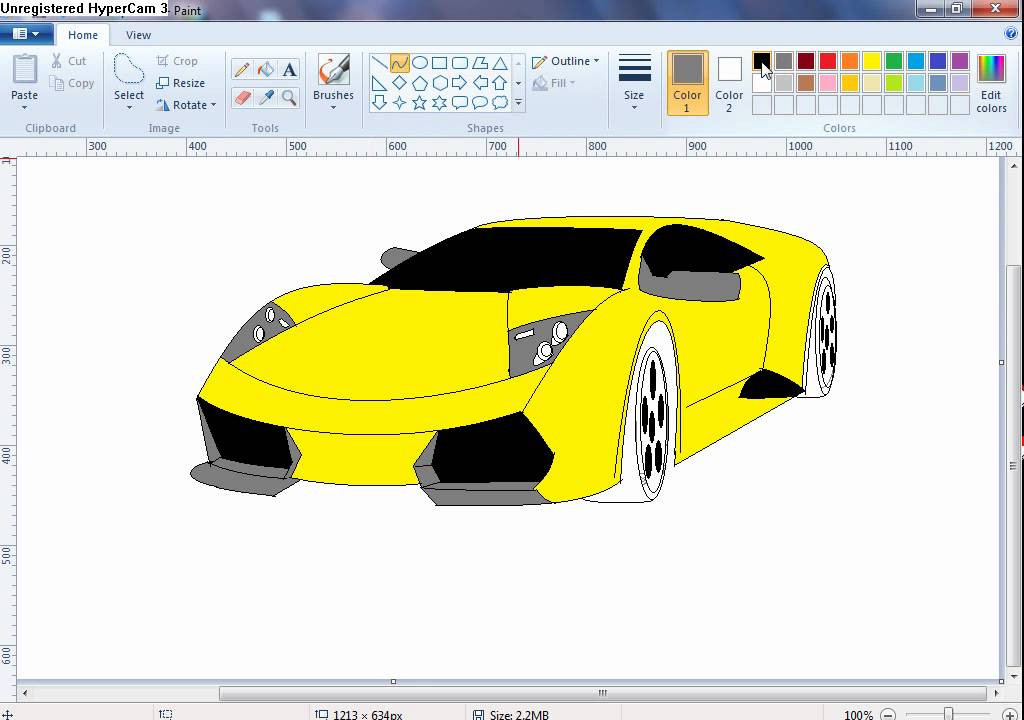 How To Paint A Car Step By Step