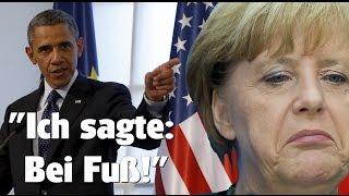 Uncle Sam verliert die Kontrolle über Deutschland