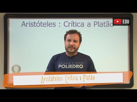 Aula 07 - Filosofia - Aristóteles: Crítica a Platão