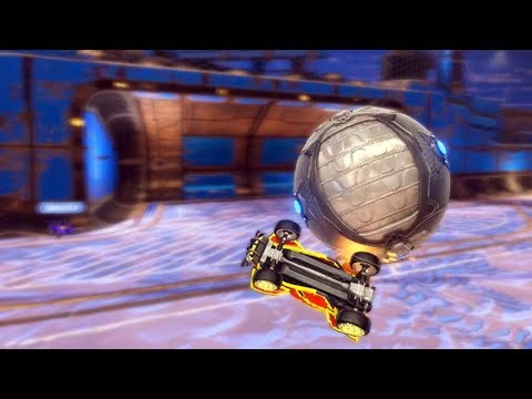 LA PARADA-METIDA IMPORTANTE - ROCKET LEAGUE - COMPETITIVO