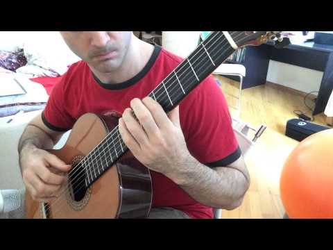 Andres Segovia - Diatonic Major And Minor Scales