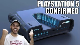 Sony Confirmed PLAYSTATION 5 😍
