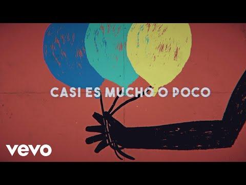 Melendi - Casi (Lyric Video)