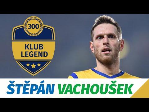 Štěpán Vachoušek v Klubu legend