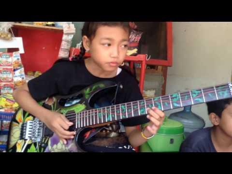Si Bolang versi Rock cover Ayu Gusfanz by Tina Silvana