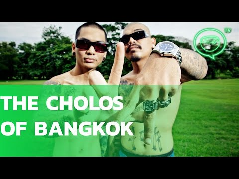 "Bangkok's ""Mexican"" Gangsters: Hangin' with the Far East Eses"