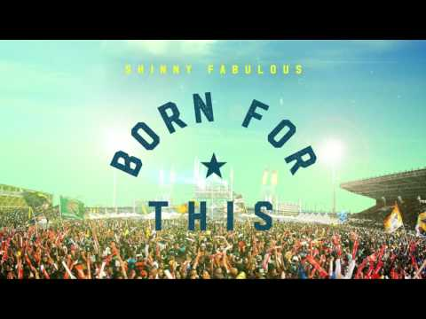 """Official audio for Vincentian Soca Music artist Skinny Fabulous's release for the 2016 Carnival Season, """"Born for This"""" Favorite, REPOST, and comment to blow SOCA MUSIC up! Don't forget to..."""