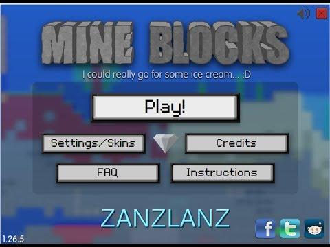 Mine blocks 1.26.5 - Jogos Online
