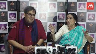 Asha Bhosle Visits Whistling Woods For 5th Veda Session | Bollywood